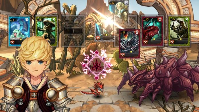 Dark Slayer EX é um jogo de ação e RPG para quem curte jogos no estilo de Zenonia (Foto: Divulgação)