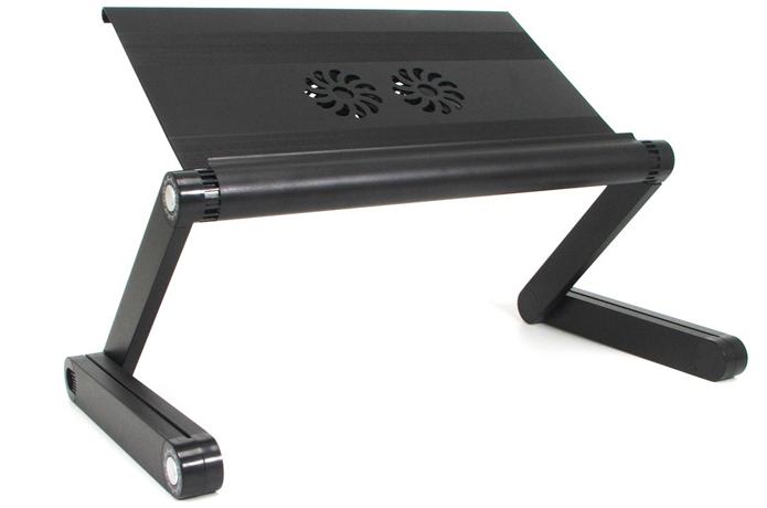 mesa cooler para notebook