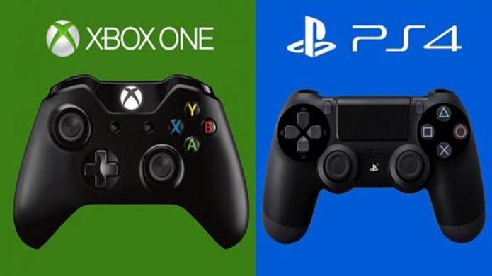 Xbox One e PlayStation 4  receberam atualizações quase no mesmo dia (Foto: Youtube.com)