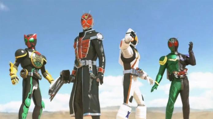 Kamen Rider: Battride War (Foto: Divulgação)