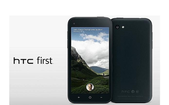 Facebook Phone da HTC não deu certo (Foto: Divulgação)
