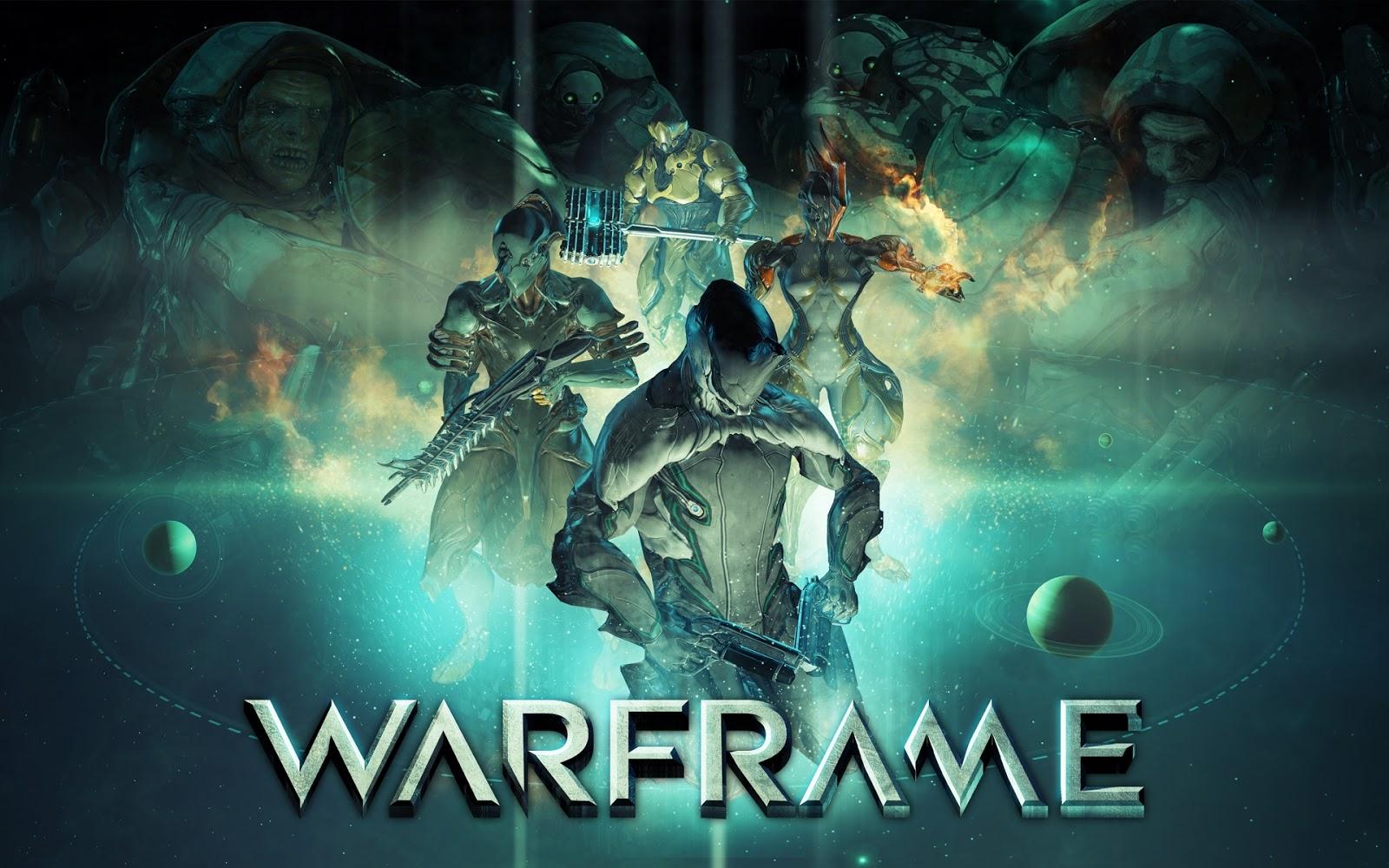 Warframe (Foto: Divulgação)