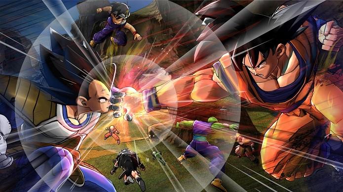Battle of Z é o primeiro game a trazer o Super Saiyajin God. (Foto: Divulgação)