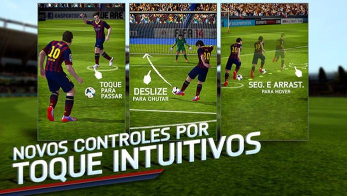 FIFA 14 é indicado tanto para jogadores hardcore, quanto para gamers casuais (Foto: Divulgação)