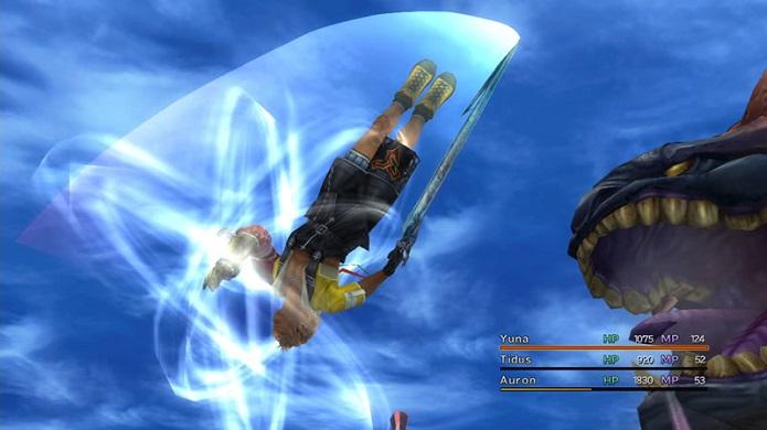 Final Fantasy X e X-2 ganhará remake em HD para Playstation 3. (Foto: Divulgação)