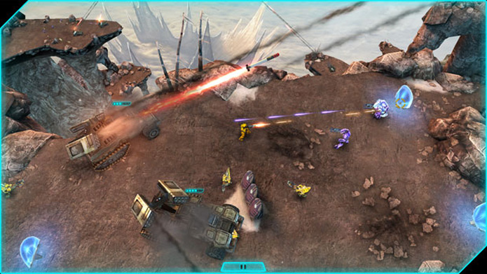 Halo: Spartan Assault (Foto: Divulgação)