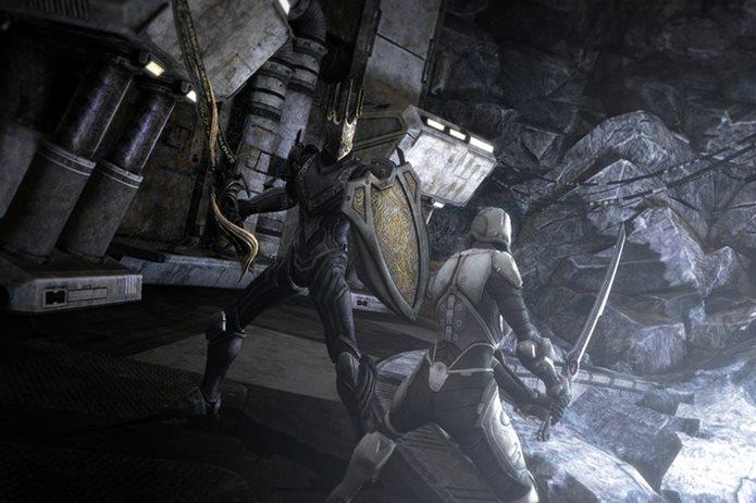 Infinity Blade III recebe atualização com novas áreas, inimigos e equipamentos (Foto: Divulgação)