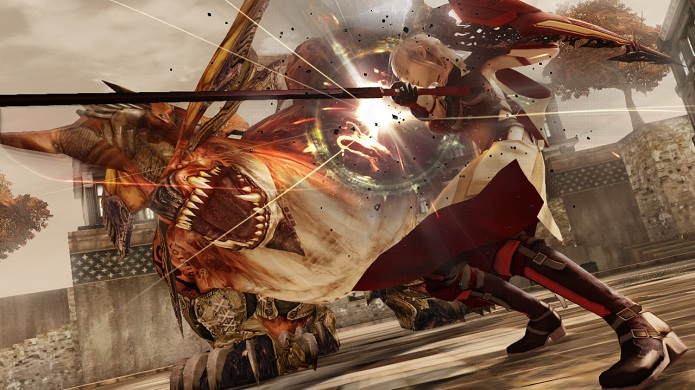 Em Lightning Returns a heroína terá 13 dias para salvar as pessoas do apocalipse. (Foto: Divulgação)
