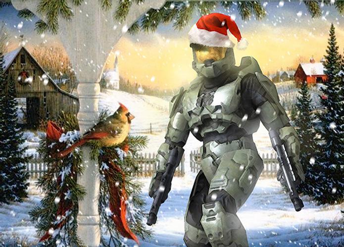 É Natal no mundo dos games e nos lançamentos da semana (Foto: Reprodução/GamerPrint)