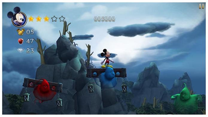 Clássico do Mega Drive ganha remake para iOS (Foto: Divulgação)