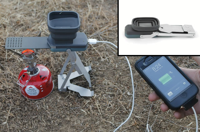 O FlameStower é um boa alternativa para pessoas em locais remotos (Foto: Divulgação/FlameStower)