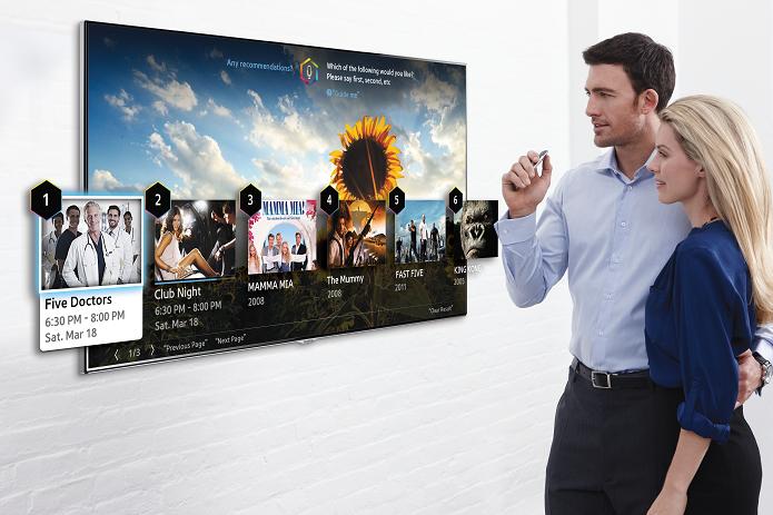 TVs da Samsung ficarão ainda mais inteligentes (Foto: Divulgação/Samsung)