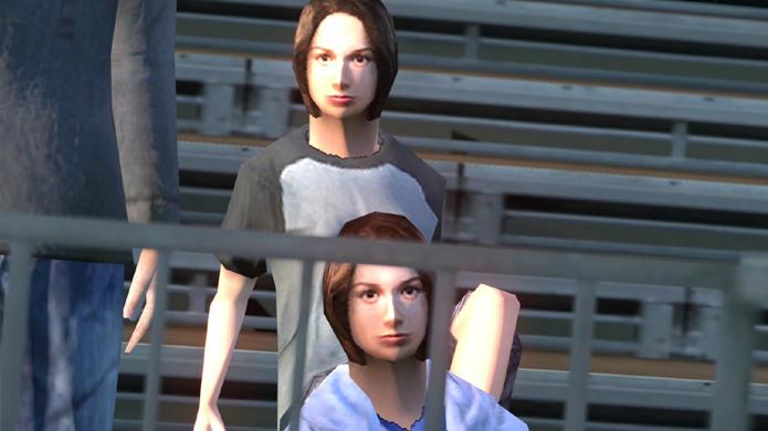 Estranhas gêmeas com largos pescoços são descobertas em Gran Turismo 6 (Foto: Gameranx)