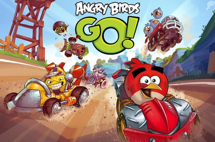 Angry Birds Go: dicas para vencer no game de corrida para smartphones (Foto: Divulgação)