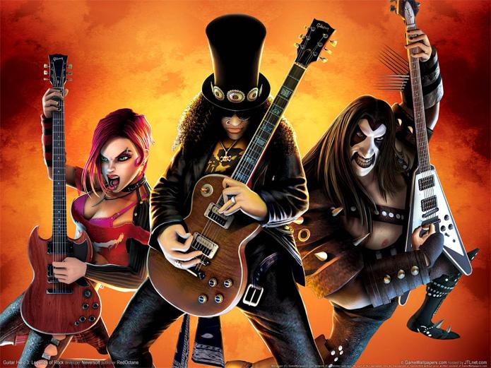 Guitar Hero 3 (Foto: Divulgação)