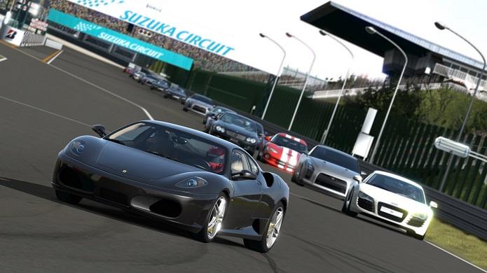 Gran Turismo 5 é um dos games da Sony que terão seus servidores desligados em 2014. (Foto: Divulgação)