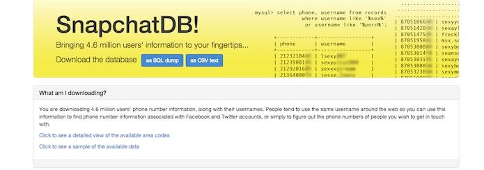 Site vazou dados de quase 5 milhões de pessoas (Foto: Reprodução/Engadget)