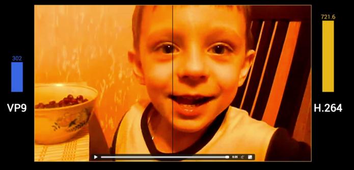 VP9 vai reduzir tempo de buffering em vídeos em até 50, diz Google (foto: Reprodução/TechCrunch)