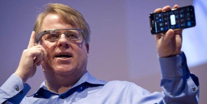 Robert Scoble foi um dos primeiros a experimentar o Google Glass (Foto: Reprodução/The TechPanda)