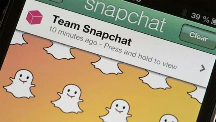 Exposição de dados do Snapchat pode resultar em cybercrime (Foto: Reprodução/Yahoo News)