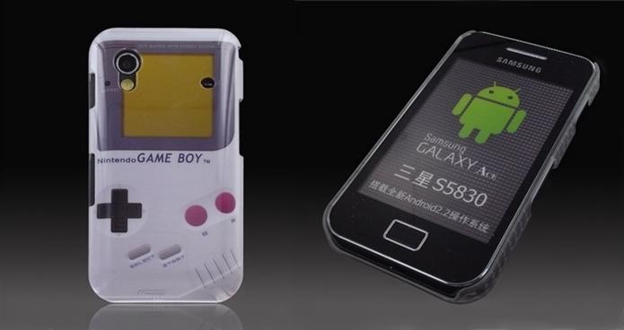 Capa para Galaxy Ace Game Boy (Foto: Divulgação/Amazon)