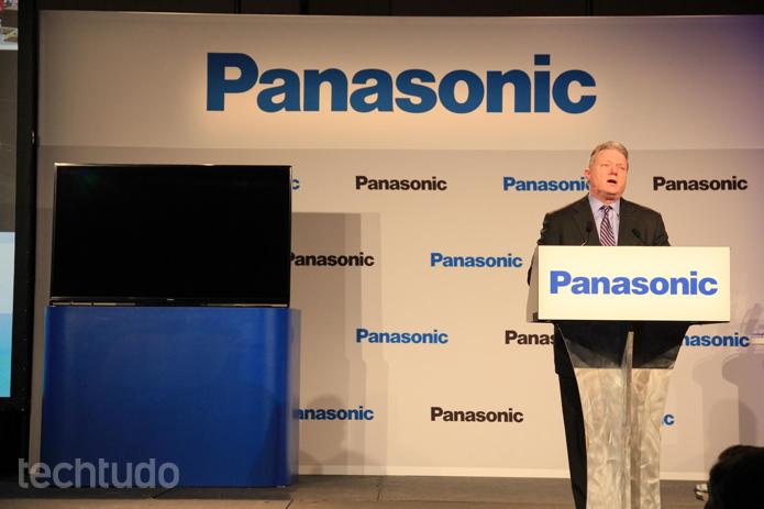 A Panasonic quer investir em tecnologias voltadas para negócios