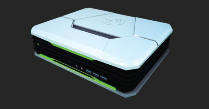 CYBERPOWERPC - Preço: US$499 ou US$699. Tentando competir com o PS4 e o Xbox One, essa Steambox vem com processador da AMD e placa de vídeo AMD Radeon R9 270, 8 GB de RAM e HD de 500 GB. O modelo mais caro substitui os dois primeiros itens por um processador Intel Core i5 e uma placa de vídeo NVidia GTX 760 (Foto: Divulgação/Valve)