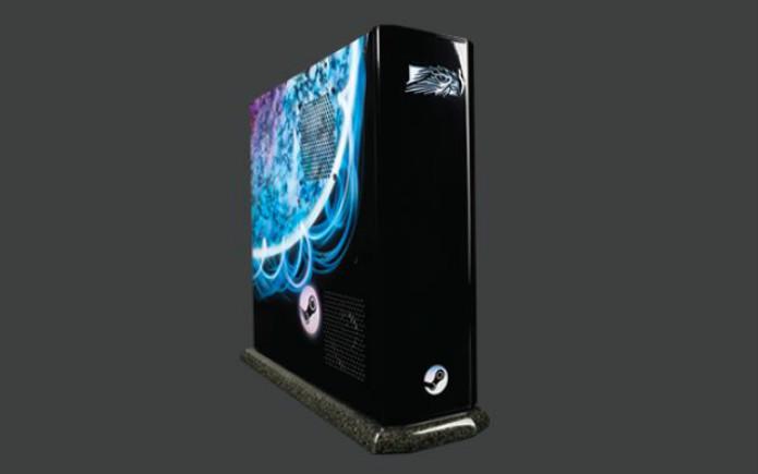 FALCON NORTHWEST - Preço: US$1.799 a US$6.000. Para quem tem dinheiro, essa linha de Steam Machines oferecem diversas configurações, todas com a placa de vídeo Nvidia GTX Titan graphics, 8 a16 GB de RAM e até 6 TB de disco (Foto: Divulgação/Valve)