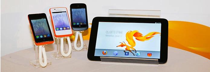 A Mozilla anunciou que trabalha na preparação de tablets com Firefox OS (Foto: Divulgação/Mozilla)