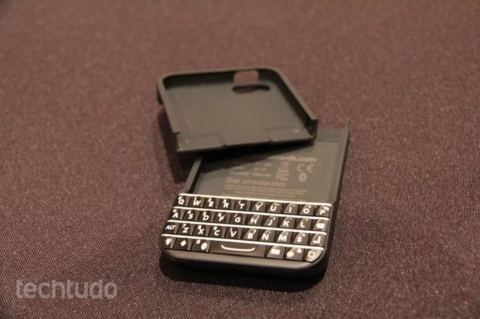 O Typo é um teclado físico para iPhone facilmente manuseável