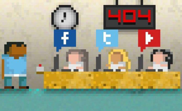 O jogo dos dois rapazes é feito com pontos virtuais aparentes, o chamado pixel art (Foto: Divulgação)