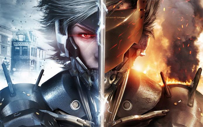 Metal Gear Rising: Revengeance já no PC (Foto: Divulgação)