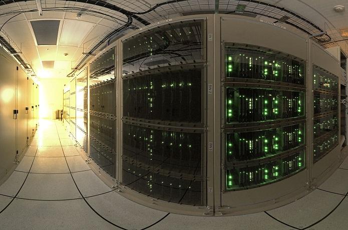 Supercomputadores estão cada vez mais super - confira as dez máquinas mais poderosas (Foto: Reprodução / ESO)