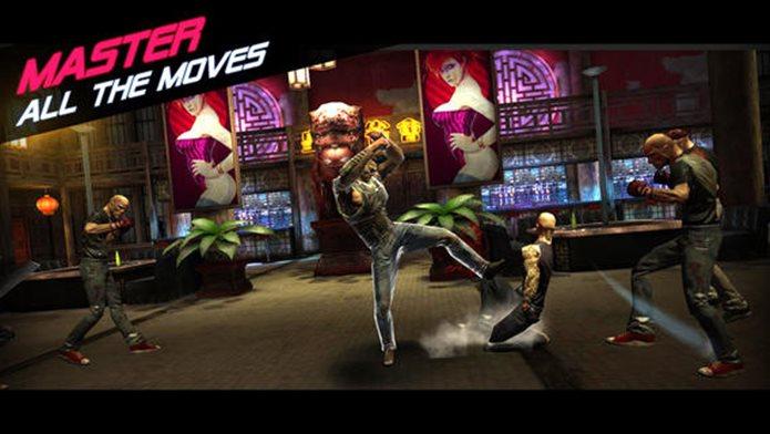 Jogo de luta tem ação intensa e gráficos elaborados (Foto: Divulgação)