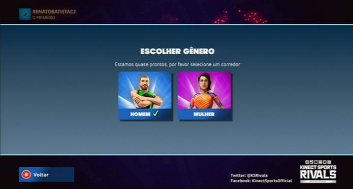 Kinect Sports Rivals. (Foto: Reprodução)
