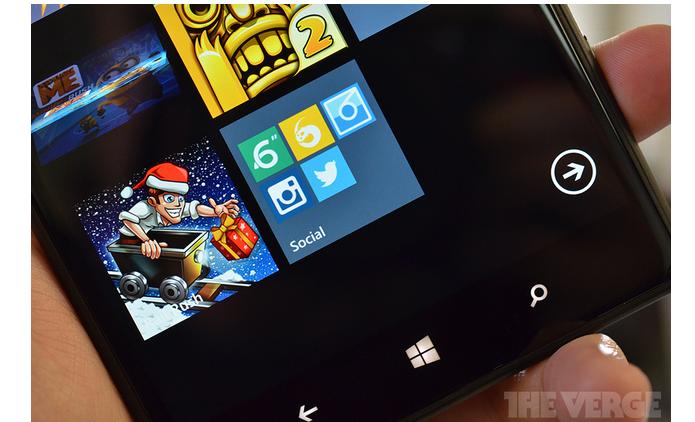 Nokia anunciou novidades para o WP8 (Foto: Reprodução The Verge)