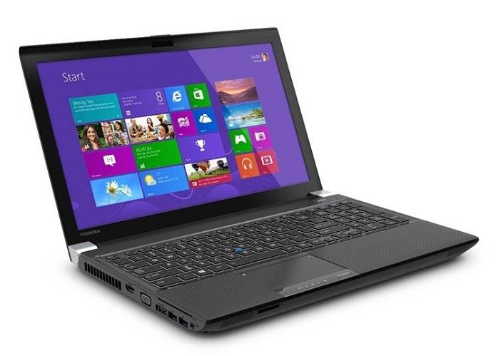 Novos notebooks da Toshiba têm tela 4K (Foto: Divulgação/Toshiba)