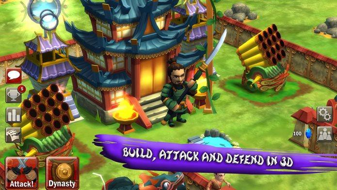 Game de estratégia tem gráficos em 3D e jogabilidade diferenciada (Foto: Divulgação)