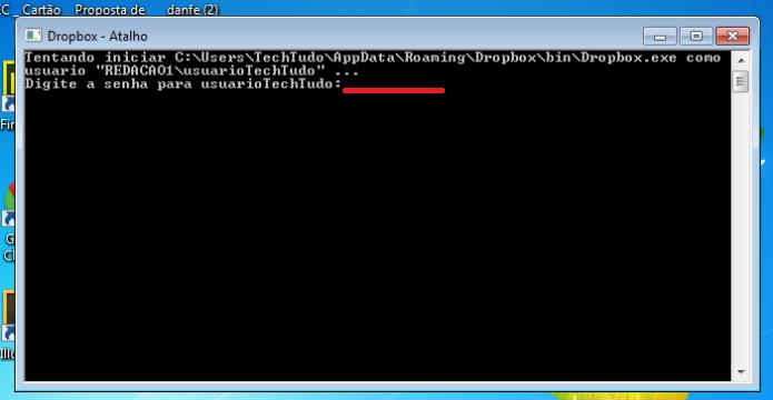 Instalando o Dropbox no computador (Foto: Reprodução/Lívia Dâmaso)
