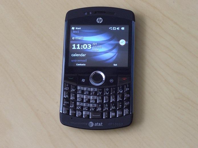 HP pode voltar ao mercado de telefones (Foto: Reprodução/GigaOM)