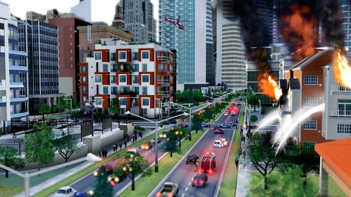 SimCity ganhará atualização que finalmente permitirá partidas offline. (Foto: Divulgação)