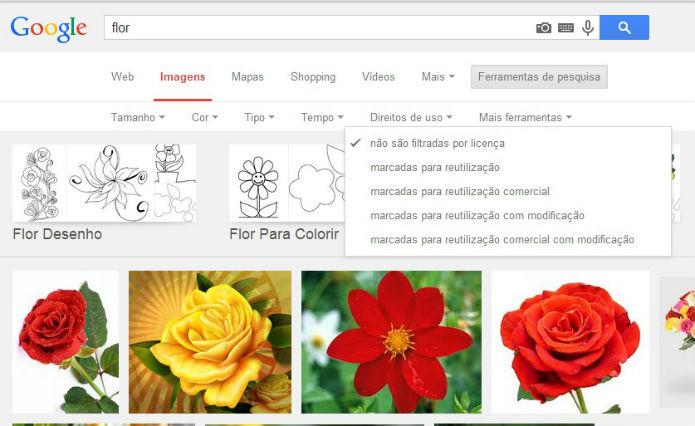 Google refina sistema de busca de imagem. (Reprodução/Milena Pereira)