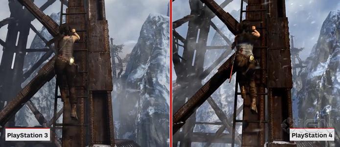 Visual do PS4 está mais apurado (Foto: Reprodução/IGN)