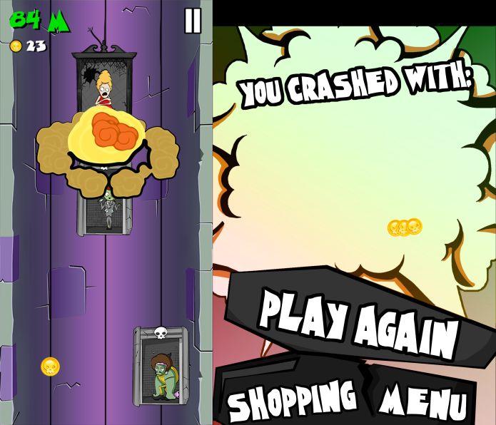 O jogo é simples e inspirado em Plants vs. Zombies (Foto: Divulgação)