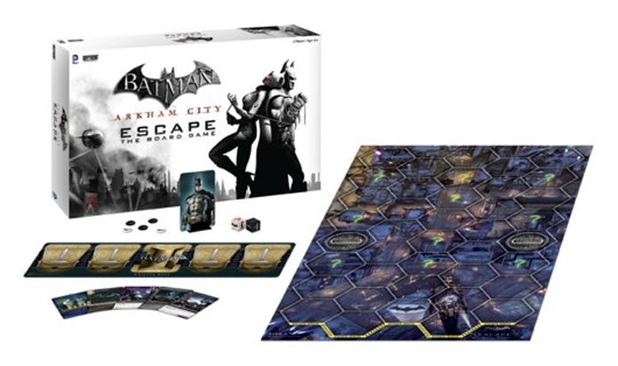 Batman: Arkham City Escape (Foto: Divulgação)