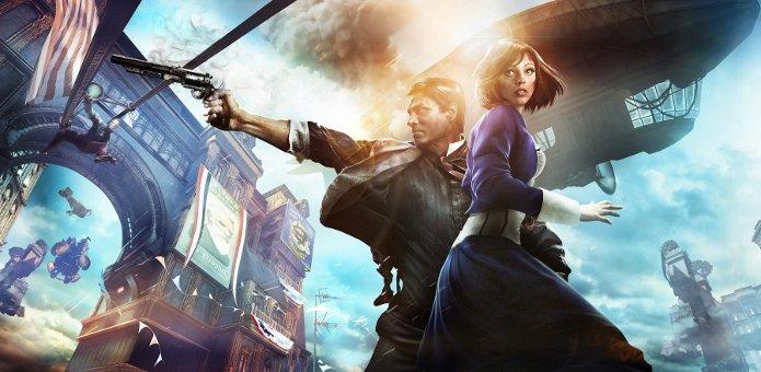 Bioshock Infinite está disponível para assinantes da Playstation Plus. (Foto: Divulgação)