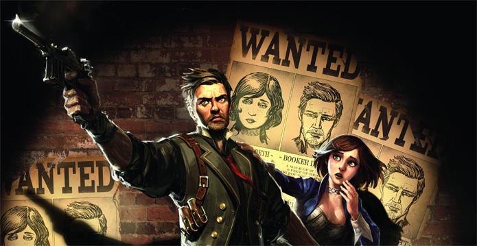 BioShock Infinite é um dos games que viraram jogos de tabuleiro (Foto: Divulgação)