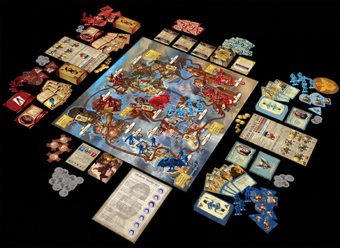 BioShock: Siege of Columbia (Foto: Divulgação)