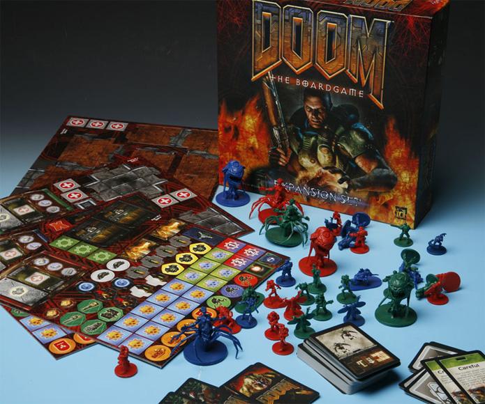 Doom: The Boardgame (Foto: Divulgação)