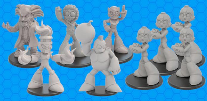 Mega Man: The Board Game (Foto: Divulgação)